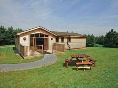Picture of Rosliston Forest Lodges , Derbyshire, Central North England