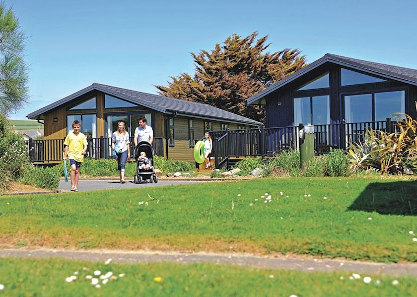 Ruda Holiday Park Holiday Lodge Park In Devon South