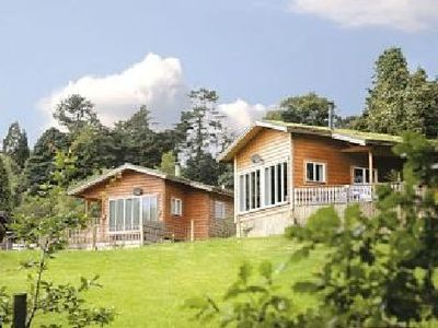 Picture of Rudyard Lake Lodges , Staffordshire, Central North England