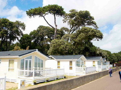 Picture of Sandhills Holiday Park, Dorset, South West England