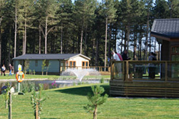Picture of Scampston Park Lodges, North Yorkshire, North of England