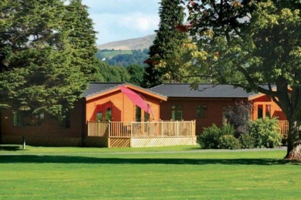 Picture of Scotgate Lakeland Lodges, Cumbria, North of England