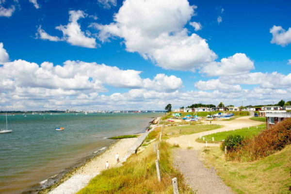 Picture of Solent Breezes Holiday Park, Hampshire, South East England