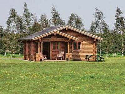 Picture of South Cliff Farm Log Cabins, Lincolnshire, Central North England