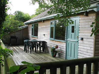 Picture of South Forda Lodges , Cornwall