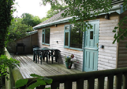 South Forda Lodges Holiday Lodge Park In Cornwall South