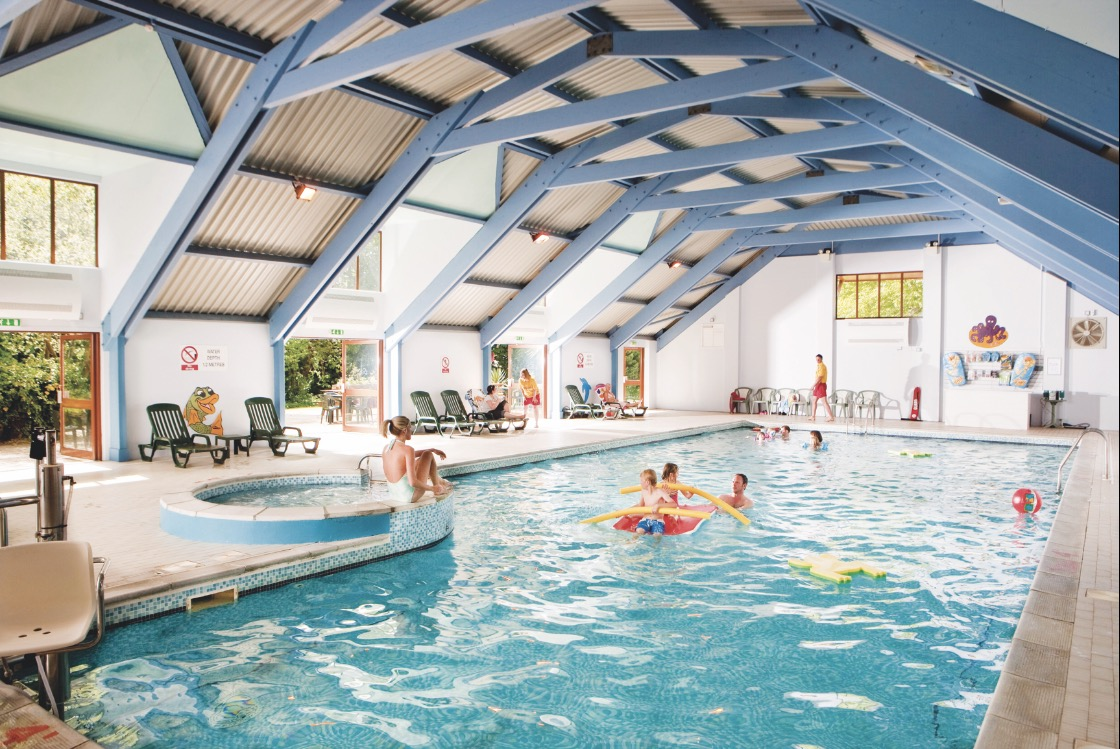 St minver holiday lodge park in cornwall south west - Is there sales tax on swimming pools ...