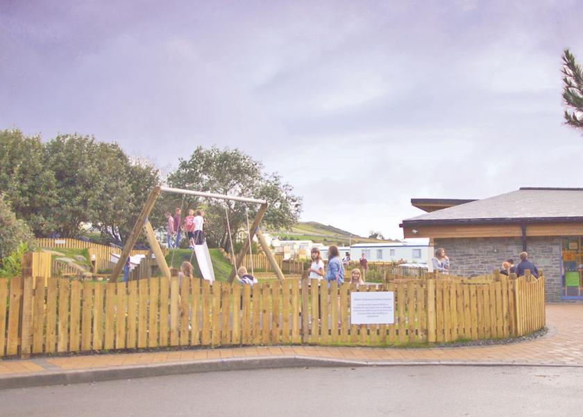 Sunbeach Holiday Park Holiday Lodge Park In Gwynedd Wales North