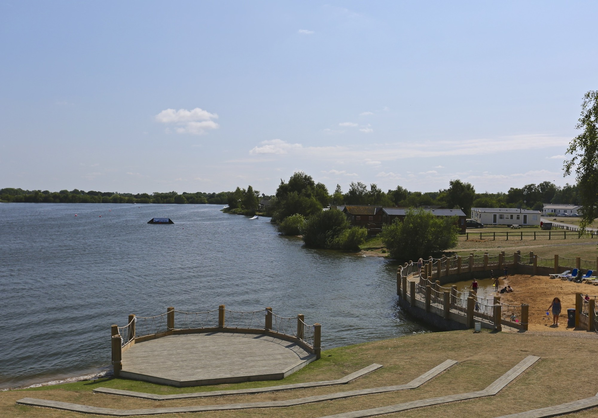 Tattershall lakes country park holiday lodge park in lincolnshire central north england for Tattershall lakes swimming pool