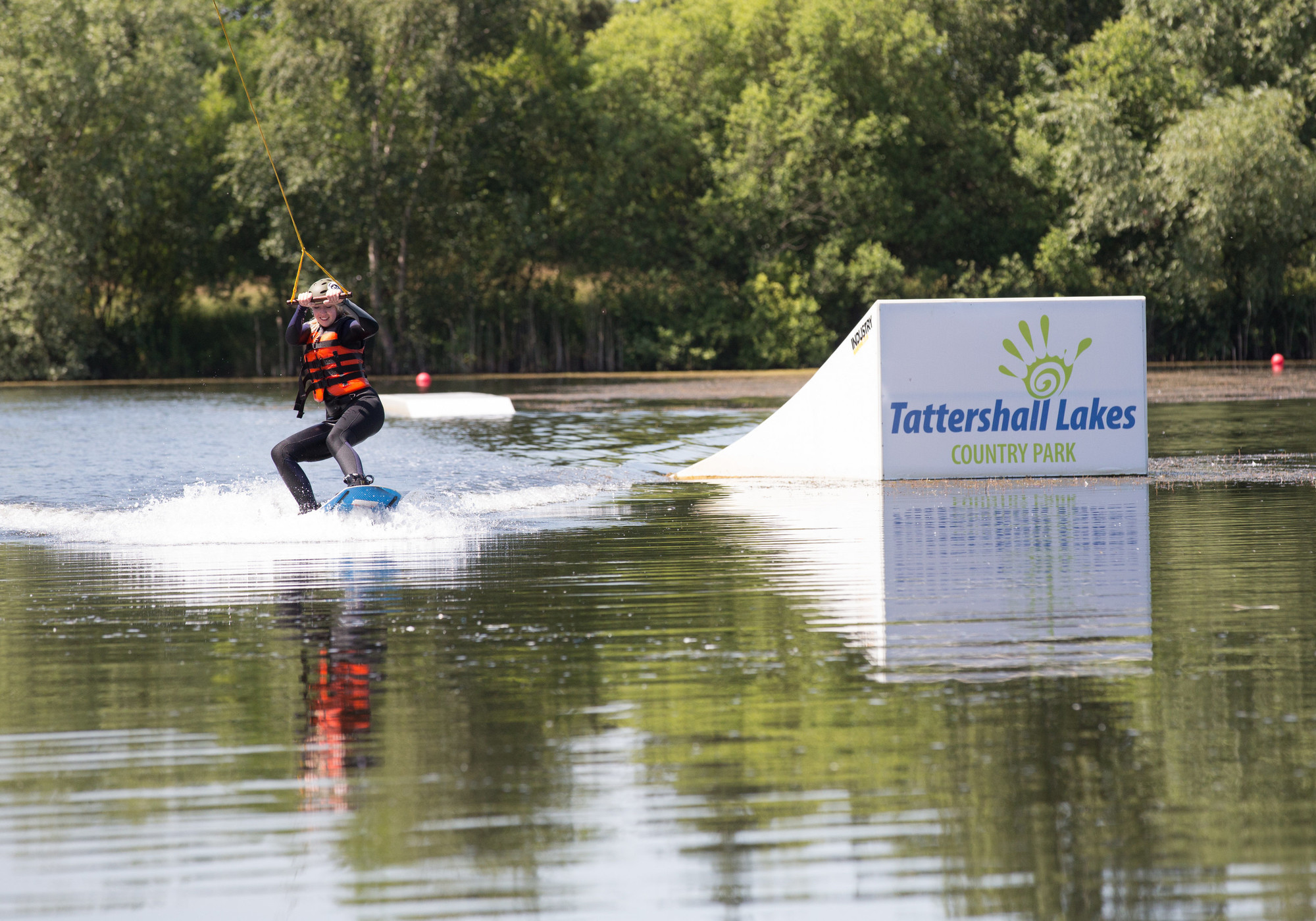 Tattershall Lakes Country Park Holiday Lodge Park In