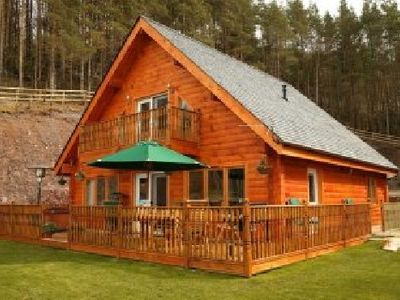 Picture of The Lodges on Loch Ness, Highland