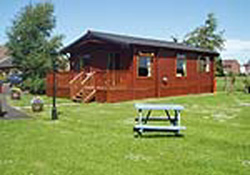 The Poplars Holiday Lodge Park In North Yorkshire North