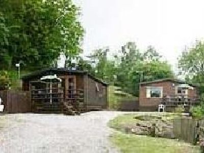 Picture of The Raddle Log Cabins, Staffordshire