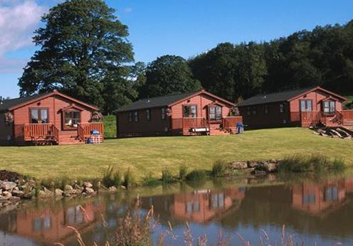 Trossachs Holiday Park Holiday Lodge Park In