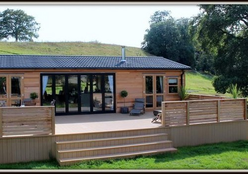Dog Friendly Log Cabins With Hot Tubs South West