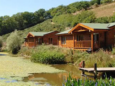 Picture of Valley View Lakes & Lodges, Devon
