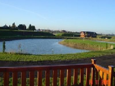 Picture of Walnut Lake Lodges & Camping park, Lincolnshire