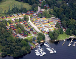 Picture of White Cross Bay Leisure Park and Marina, Cumbria, North of England
