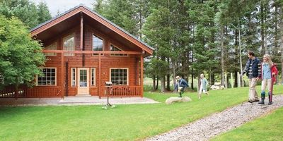 Wildside Highland Lodges 1