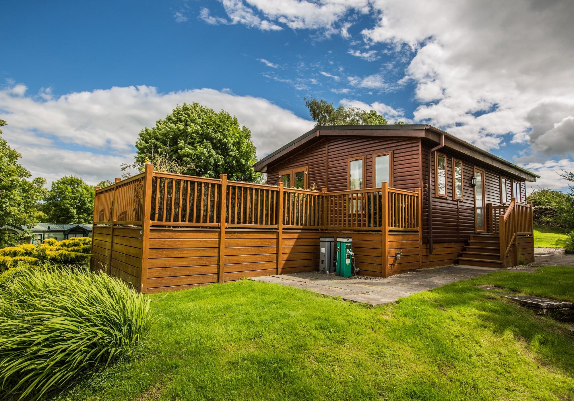 Windermere Club Site Holiday Lodge Park In Cumbria