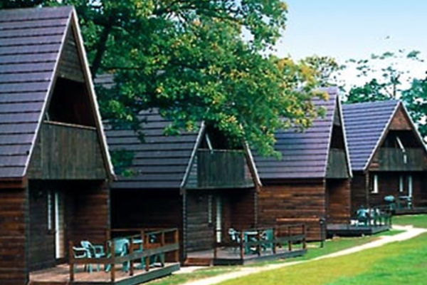 Woodbury Park Lodges