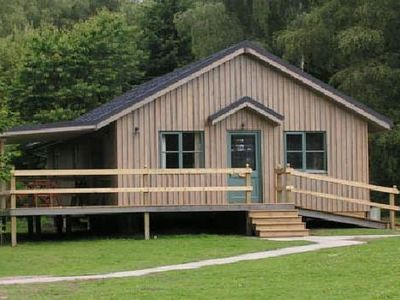 Picture of Woodend Chalet Holidays, Aberdeenshire