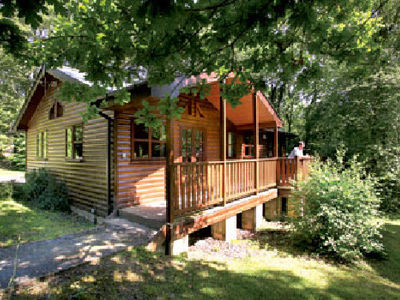 Picture of Woodland Lodges, Carmarthenshire