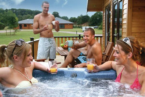 Luxury Hot Tub Holidays